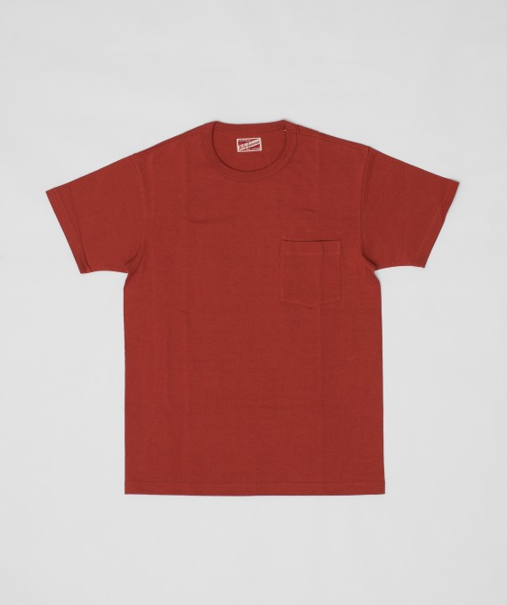 Pocket Tee Mc Coy's Red