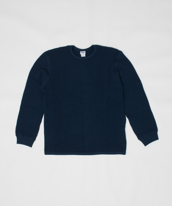 Super Thermal Crew Navy