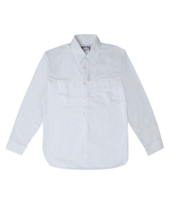 Travel Shirt white