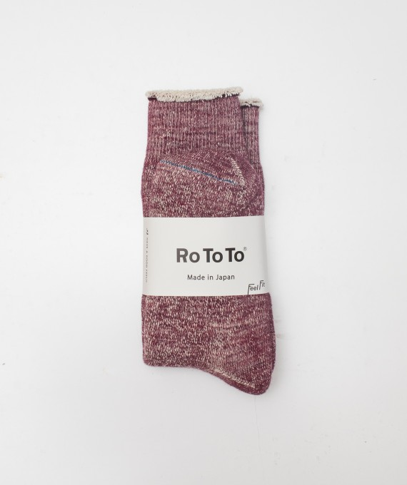 Rototo socks grape