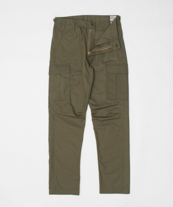 6 Pocket cargo pants rip stop orSlow