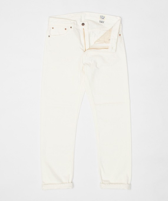 Denim 107 White