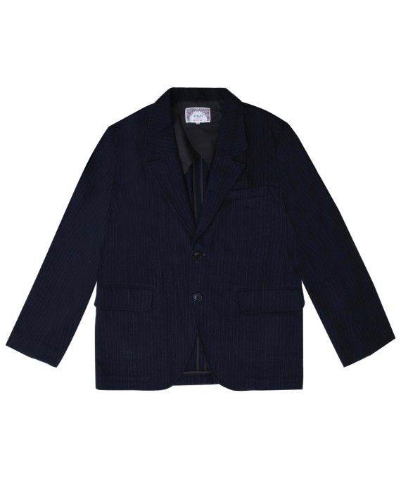 Ralph Jacket Navy Stripe