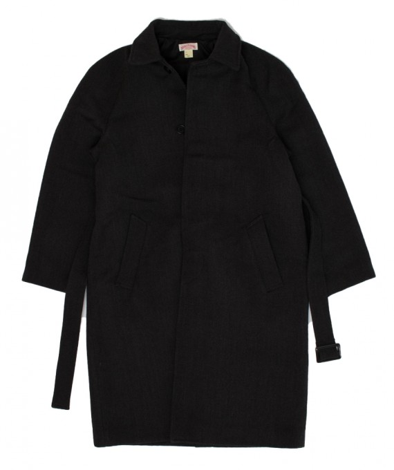Wool robe coat The Real McCoy's