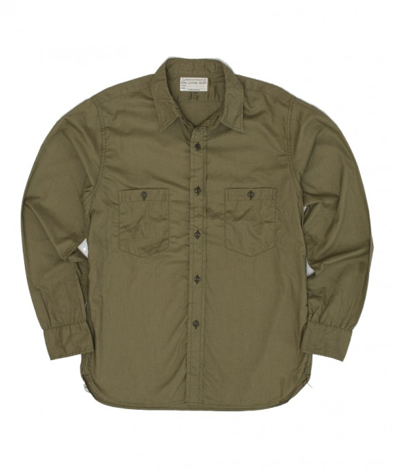N-3 Utility Shirt The Real McCoy's