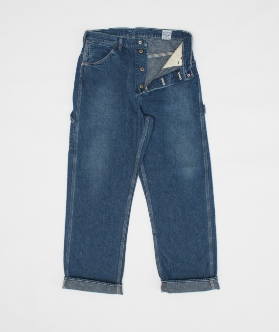 Carpenter Used Denim orSlow