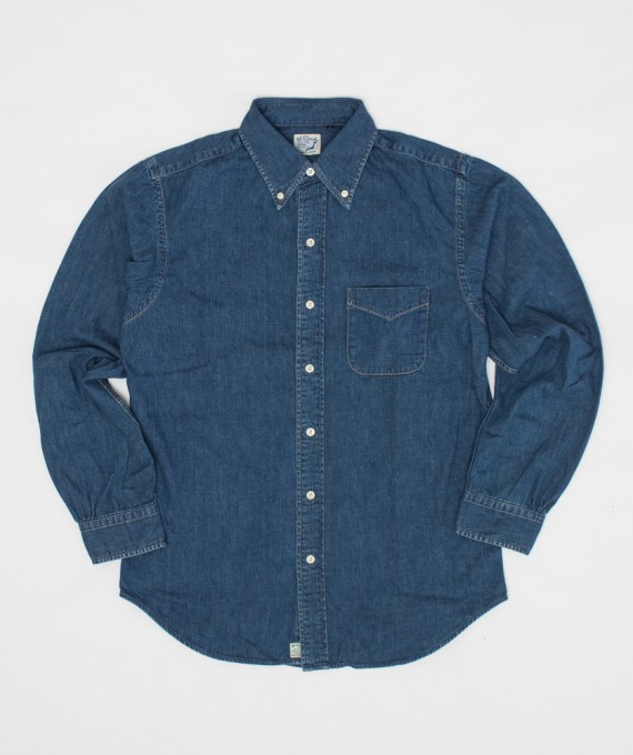 Button down denim Shirt orSlow