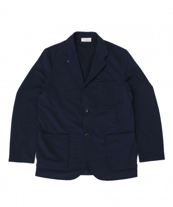 Alphadry club jacket navy nanamica