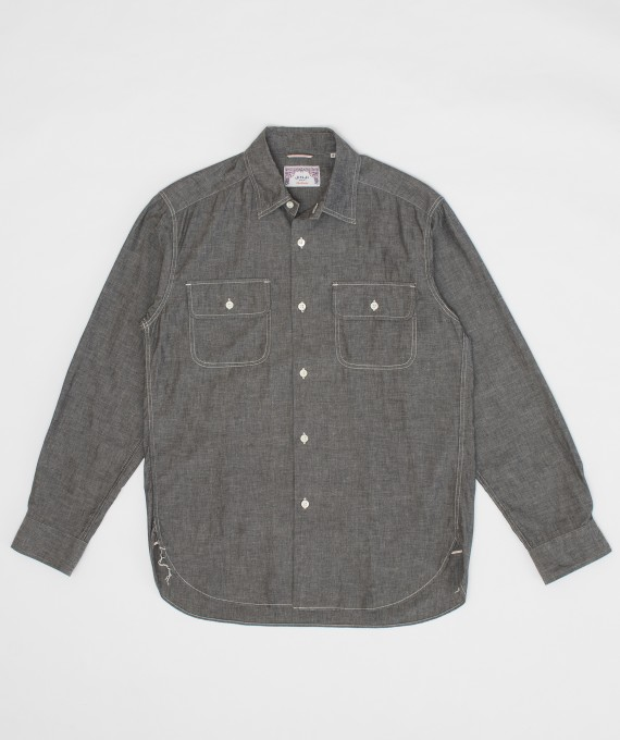 Casual Shirt Used Black