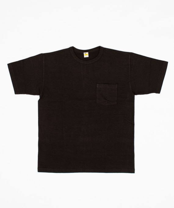 Heavy Weight Pocket Tee Sumikuro