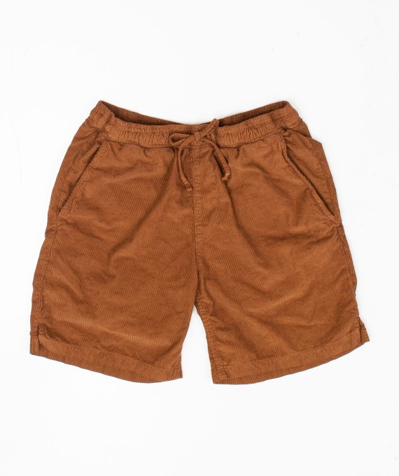 Beach Short Brown