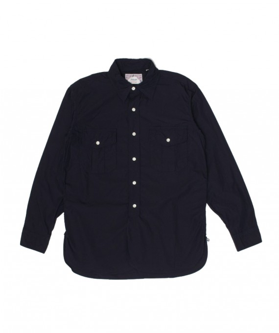 Travel Shirt navy