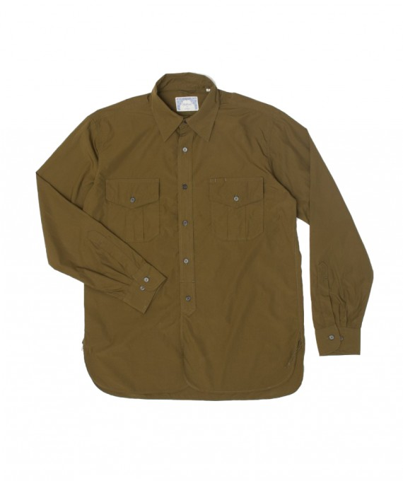 Travel Shirt khaki