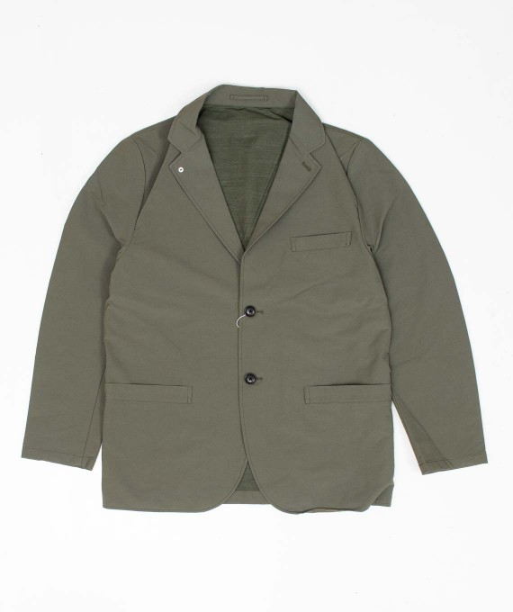 Club Jacket Khaki