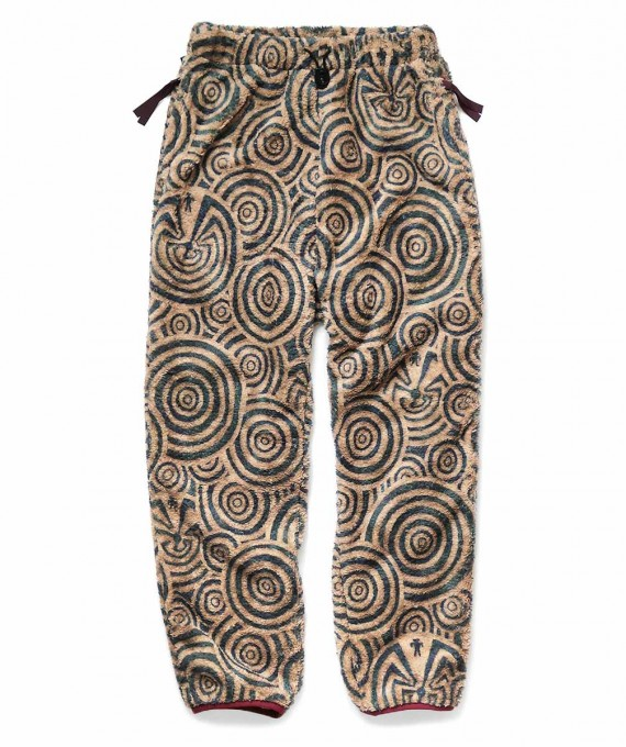 MAZE Fleece Pants Kapital