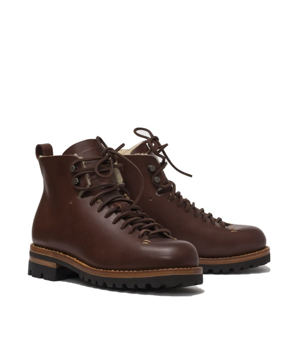 Wool Hiker Brown Feit