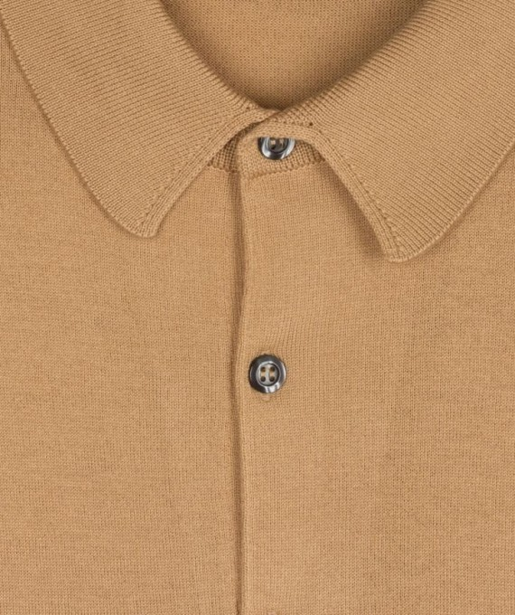 Belper Polo Light Camel