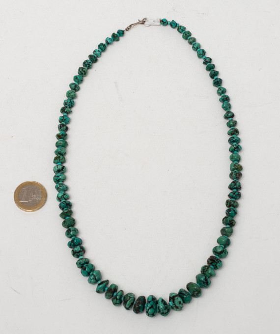 Collier turquoise 005