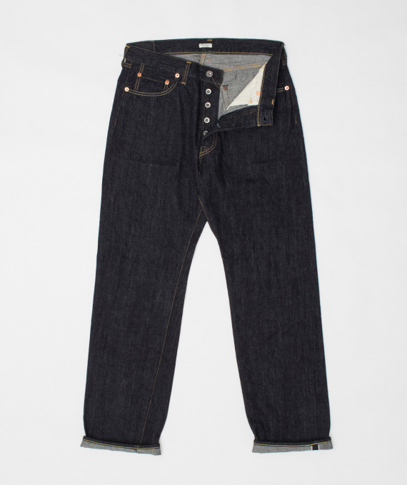 Classic Jeans Indigo PHIGVEL MAKERS & Co.