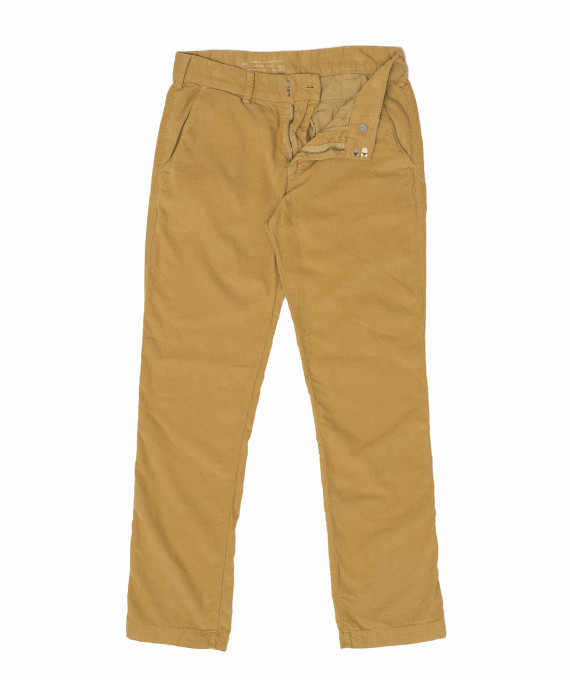 Corduroy Trouser Honey