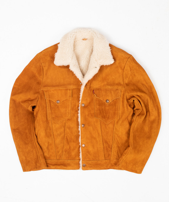 Suede Ranch Jacket