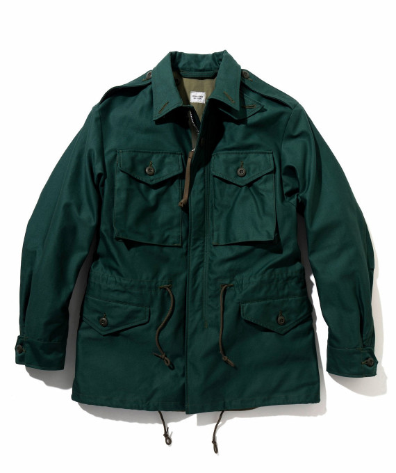Coat Cotton Wind Resistant Agressor