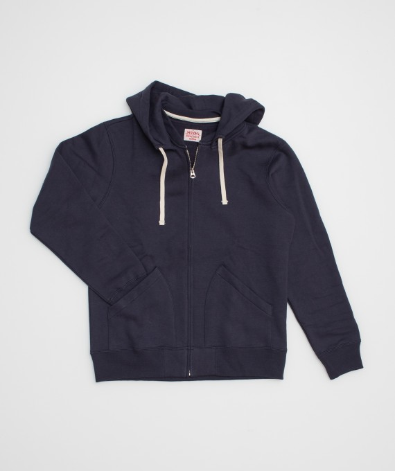McCOY'S sweat parka navy