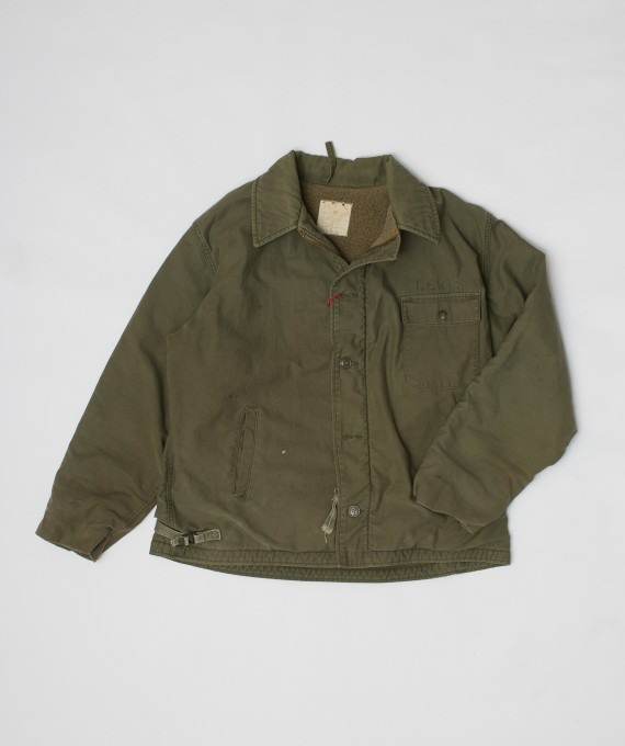 USN A2 Deck jacket original