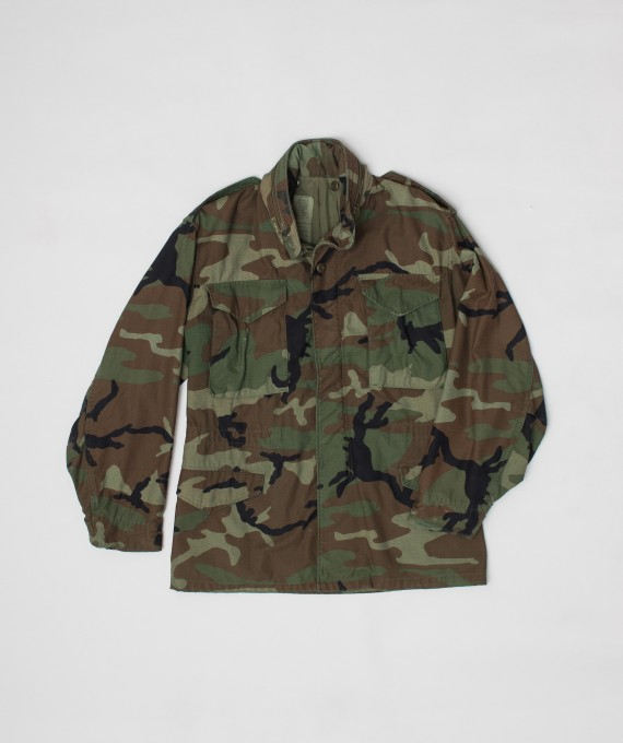 M-65 woodland Field Jacket original