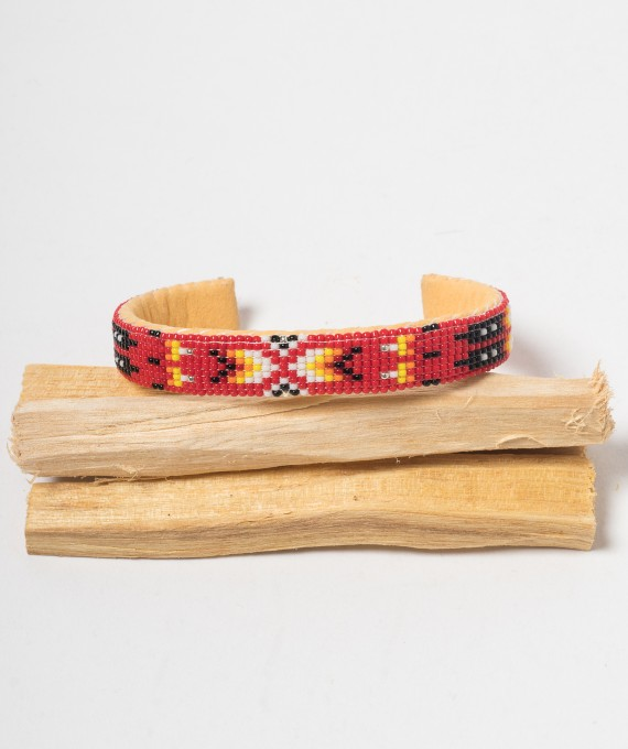 Bracelet sioux red