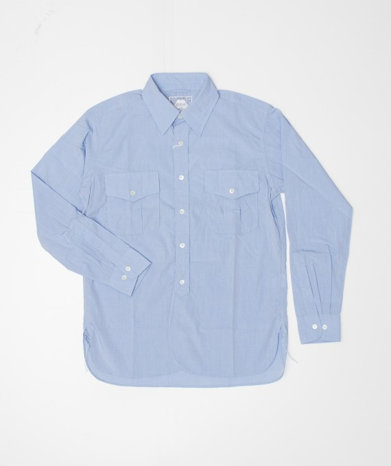 Travel Shirt L.Blue