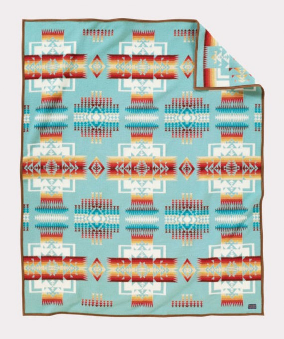 Chief Joseph Robe Aqua