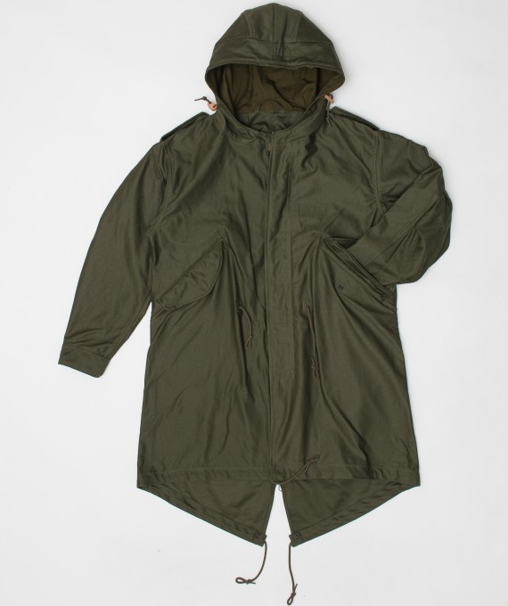 M-1951 PARKA The Real McCoy's