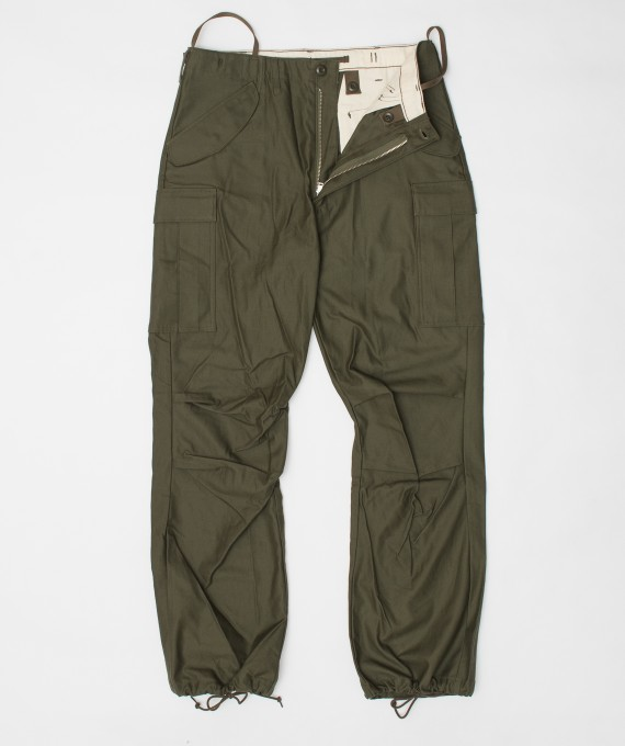 M-65 Field Pants The Real McCoy's